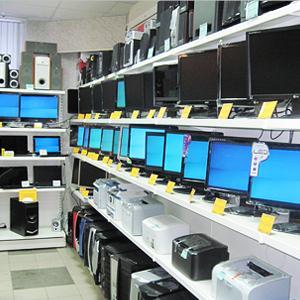 Компьютерные магазины Кингисеппа