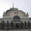 Железнодорожные вокзалы в Кингисеппе
