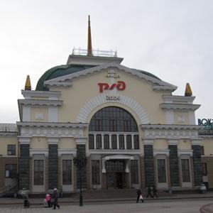 Железнодорожные вокзалы Кингисеппа